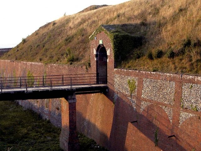 Bembridge Fort and Downs – National Trust