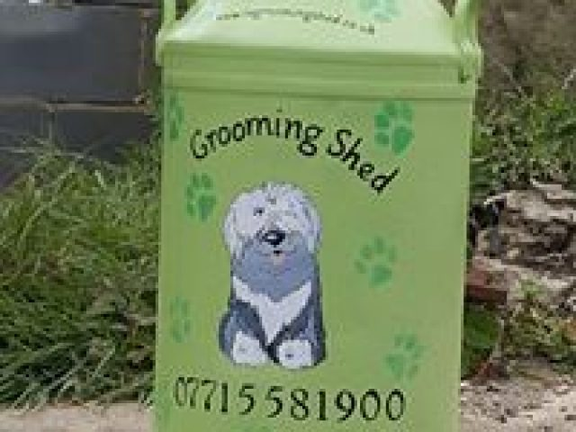 IW Grooming Shed