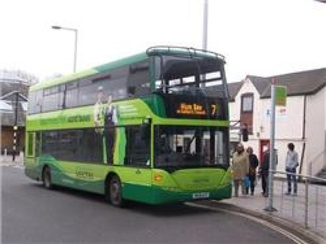 Bus and Rail Users Group IW